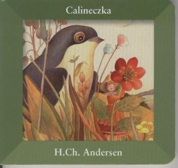 Okładka książki Calineczka
