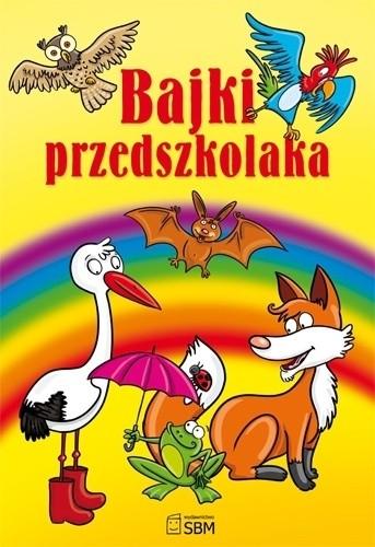 Okładka książki Bajki przedszkolaka