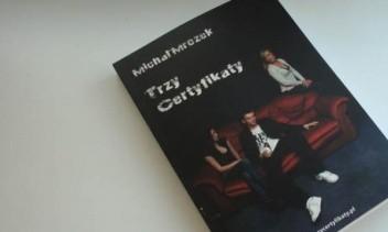 Okładka książki Trzy Certyfikaty