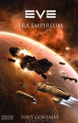 Okładka książki EVE: Era Empireum