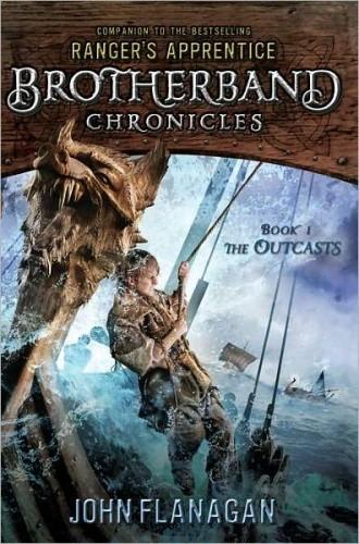 Okładka książki The Outcasts