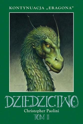 Okładka książki Dziedzictwo. Tom II