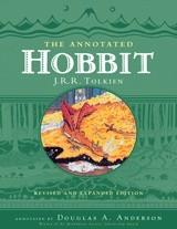 Okładka książki The Annotated Hobbit
