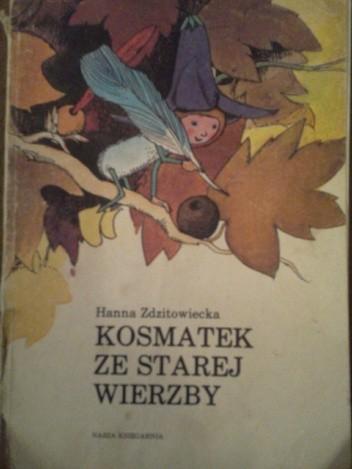 Okładka książki Kosmatek ze starej wierzby