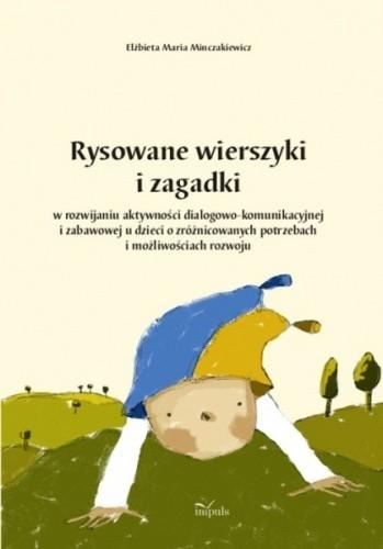 Okładka książki Rysowane wierszyki i zagadki