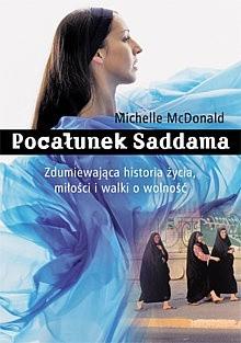 Okładka książki Pocałunek Saddama