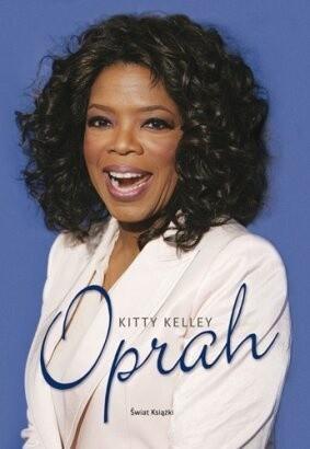 Okładka książki Oprah