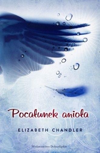 Okładka książki Pocałunek Anioła