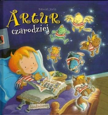 Okładka książki Artur czarodziej