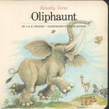 Okładka książki Oliphaunt (Beastly Verse)