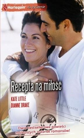 Okładka książki Recepta na miłość