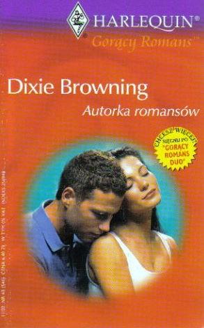 Okładka książki Autorka romansów