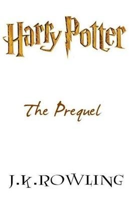 Okładka książki Harry Potter: The Prequel