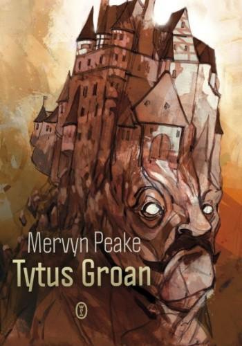 Okładka książki Tytus Groan