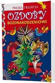 Okładka książki Ozdoby Bożonarodzeniowe