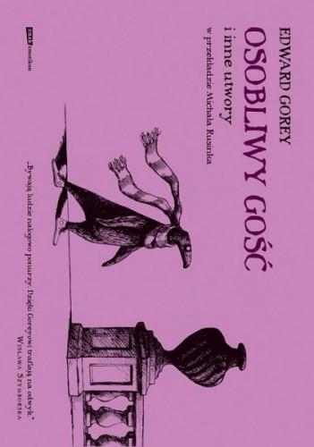 Okładka książki Osobliwy gość i inne utwory