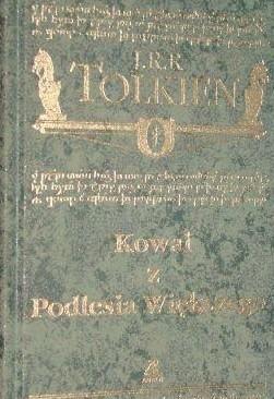 Okładka książki Kowal z Podlesia Większego