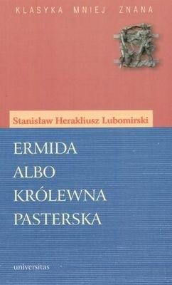 Okładka książki Ermida albo Królewna pasterska