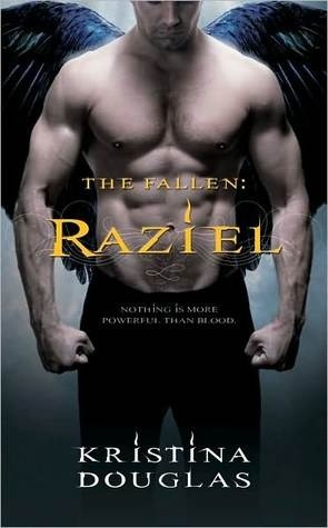 Okładka książki Raziel