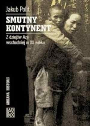 Okładka książki Smutny Kontynent