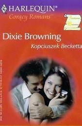 Okładka książki Kopciuszek Becketta