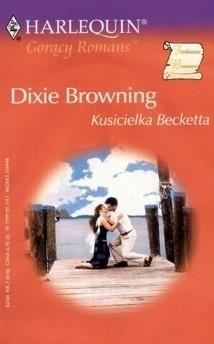 Okładka książki Kusicielka Becketta