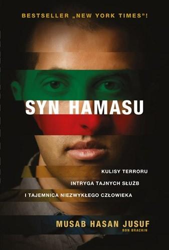 Okładka książki Syn Hamasu