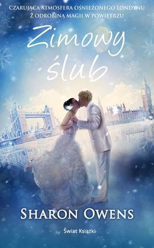 Okładka książki Zimowy ślub