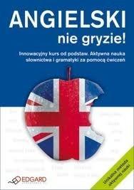 Okładka książki Angielski nie gryzie