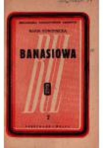 Okładka książki Banasiowa