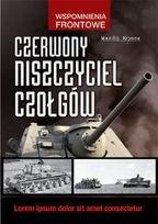 Okładka książki Czerwony niszczyciel czołgów