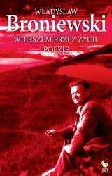 Okładka książki Wierszem przez życie. Poezje
