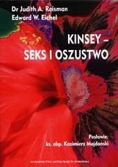Okładka książki Kinsey - seks i oszustwo