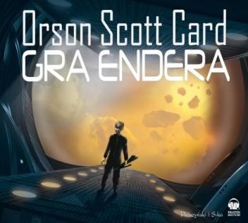 Okładka książki Gra Endera - Audiobook