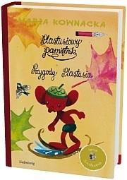Okładka książki Plastusiowy pamiętnik ; Przygody Plastusia