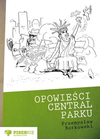Okładka książki Opowieści Central Parku