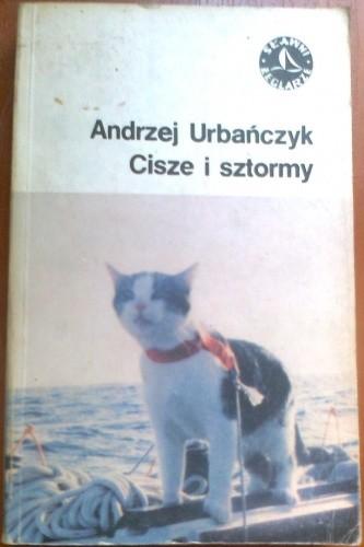 Okładka książki Cisze i sztormy