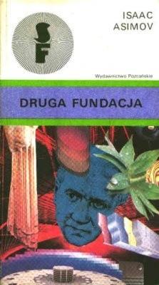 Okładka książki Druga Fundacja