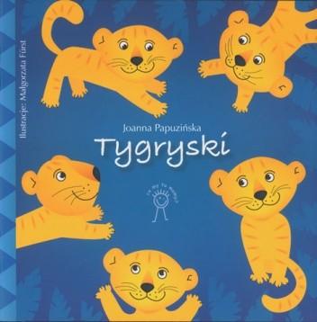 Okładka książki Tygryski
