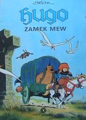Okładka książki Hugo: Zamek Mew
