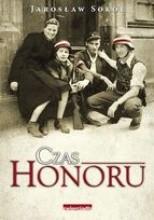 Okładka książki Czas honoru