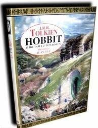 Okładka książki Hobbit albo Tam i z powrotem