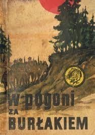 Okładka książki W pogoni za Burłakiem