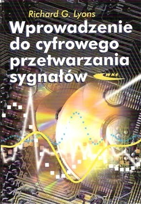 Okładka książki Wprowadzenie do cyfrowego przetwarzania sygnałów