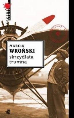 Okładka książki Skrzydlata trumna