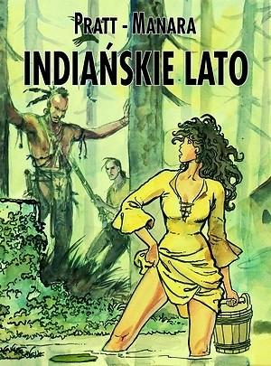 Okładka książki Indiańskie lato