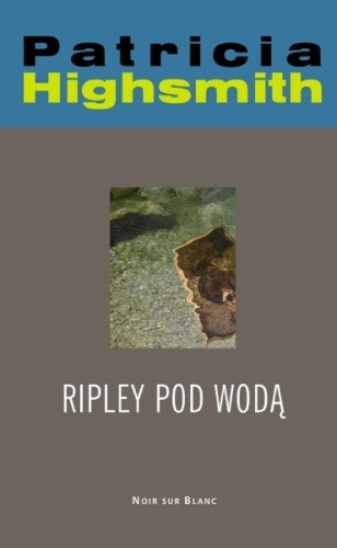 Okładka książki Ripley pod wodą