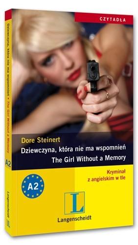 Okładka książki Dziewczyna, która nie ma wspomnień
