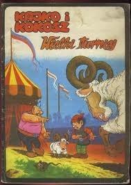 Okładka książki Kajko i Kokosz. Wielki turniej