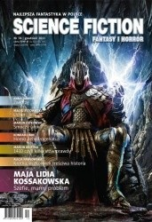 Okładka książki Science Fiction, Fantasy & Horror 74 (12/2011)